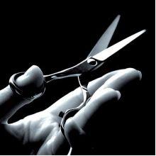 Ножницы для левши