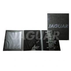 Папка - экспозитор для 14-ти ножниц пустая JAGUAR FOLDING 14 артикул 9910 фото, цена jg_18294-01, фото 1